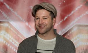 Matt Cardle was nervous during his duet with Rihanna (PA)