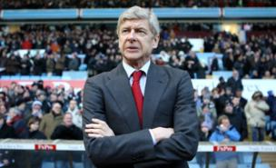 Arsene Wenger isn't thinking about revenge (PA)