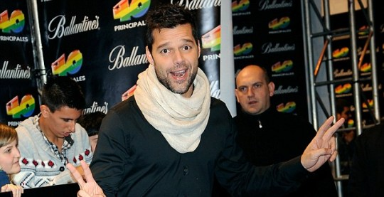 Ricky Martin has refused to marry until gay marriage is legalised in his home country of Puerto Rico