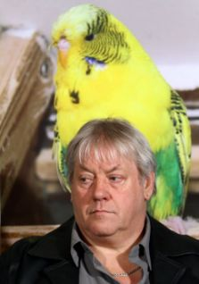 Andrew Pooley wants justice for his prized budgies (SWNS)