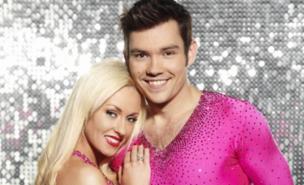 Sam Attwater and Brianne Delcourt are close (ITV)