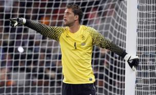 Maarten Stekelenburg could become a Manchester United player (Allstar)