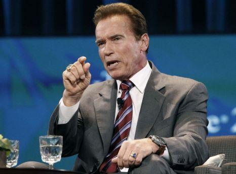 Arnold Schwarzenegger cuts Esteban Nunez jail term