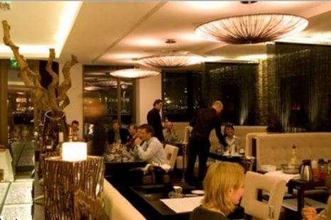 For food in Rotterdam, get yourself down to Ivy
