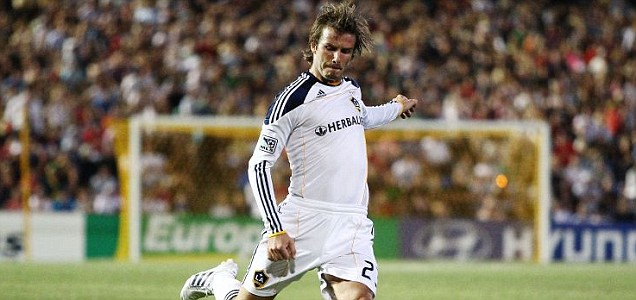 Spurs manager Harry Redknapp has urged LA Galaxy not to drag their heels over whether to let David Beckham leave on yet another loan spell (Pic: Getty)