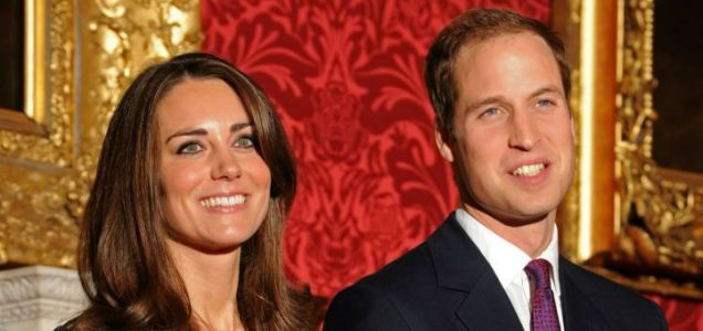 Clarence House used Twitter to announce details of Prince William and Kate Middleton's wedding day (Pic: AFP)