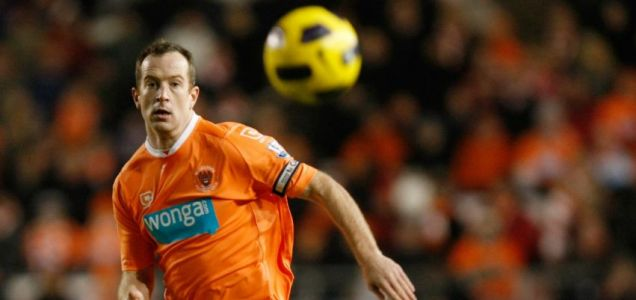 Charlie Adam could be subject to a bid from Liverpool (Pic: Action Images)