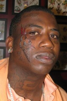 Ice-cream man is coming: Gucci Mane (Pic: Twitter)