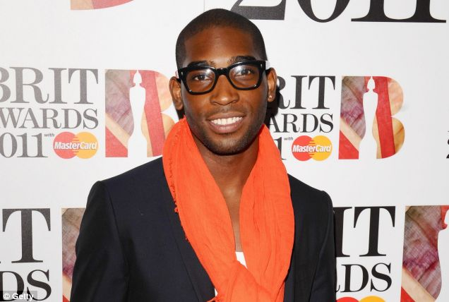 Tinie Tempah has been nominated for four Brit Awards