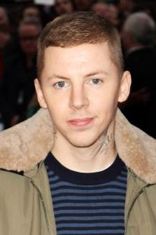 Professor Green was stabbed in the neck by Anthony Jones (Pic: Getty Images)