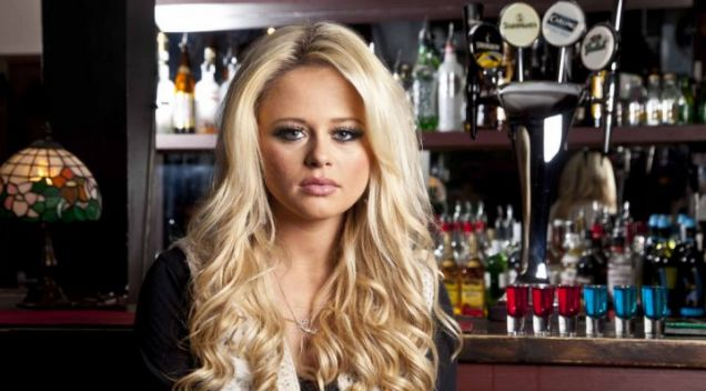 Inbetweeners star Emily Atack presented Ready Steady Drink - a look at bring drinking