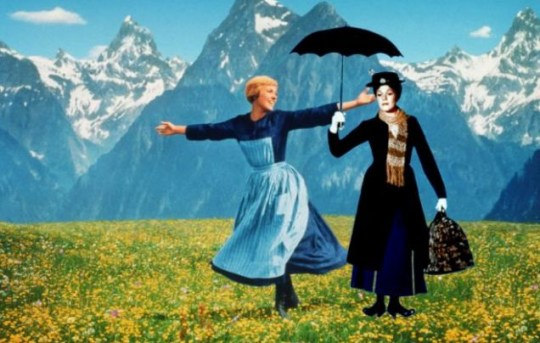 Which is best - Mary Poppins or The Sound Of Music? (Gannett News Service/Fox Video)