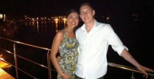 Last picture: John and Michaela McAreavey on their honeymoon
