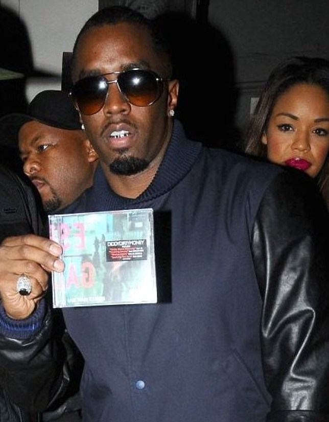 Sean 'P.Diddy' Combs denied he fought with J. Cole at his VMA after party (Picture: BigPictures)