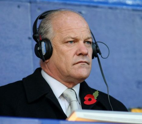 Andy Gray sacked