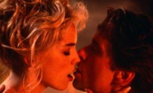 Sharon Stone in the steamy flick Basic Instinct (All Star)