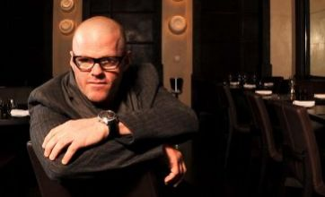Heston Blumenthal: Planning and a big chunk of luck made this restaurant