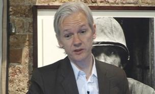 DreamWorks bought the rights to two books telling the story of WikiLeaks and Julian Assange (PA)