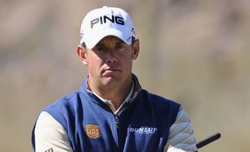 England's Lee Westwood in x-rated rant at Twitter trolls
