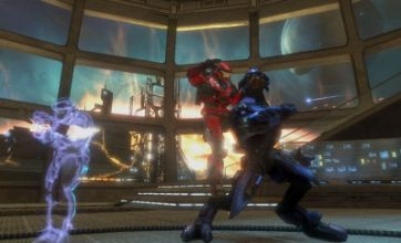 Halo creators making massively multiplayer action game