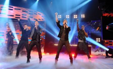 The Big Reunion stars Blue reveal 5ive used to attack each other before they went on stage