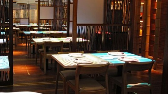 Inamo St James: Dull food hiding behind high concept | Metro