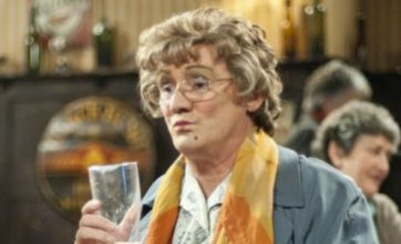 Mrs Brown's football boys? Brendan O'Carroll wants to team up with David Beckham and his Miami club
