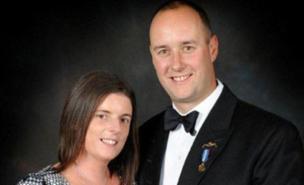 Lt Cdr Ian Molyneux died onboard HMS Astute (RN)