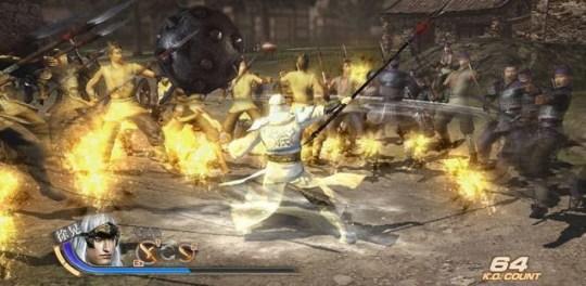 Dynasty Warriors 7 (PS3) – yep, looks like Dynasty Warriors all right