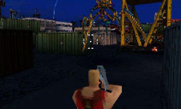 Duke Nukem Critical Mass (DS) – he came, he saw, he got some