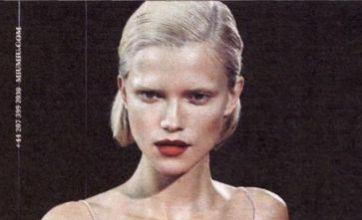 Miu Miu model 'not too skinny' for advert