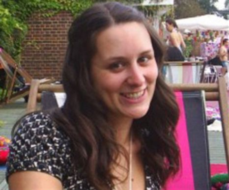 Sarah Crutchley 30, from Bournemouth, lost her footing near-sheer 300ft waterfall (Picture: BNPS)