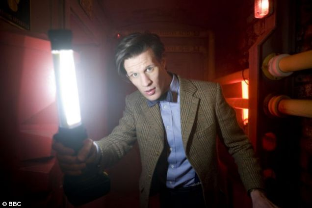 Doctor Who is back with a major twist