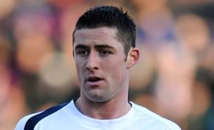 Bolton's Gary Cahill could become a summer transfer target for Roberto Mancini, with Craig Bellamy heading in the opposite direction (PA)