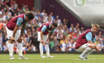 Avram Grant: West Ham can survive despite Blackburn draw