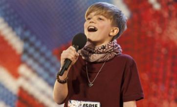 Ronan Parke still Britain's Got Talent favourite