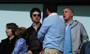 Noel Gallagher set to miss Manchester City's FA Cup final appearance