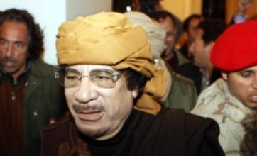 Colonel Gaddafi denies being injured in bombing raid