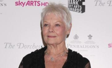 Judi Dench in zombie costume drama The Curse Of The Buxom Strumpet