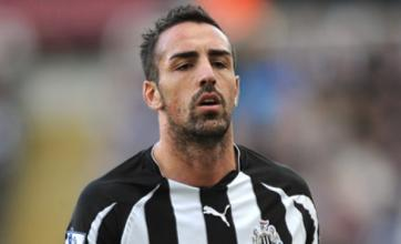 Jose Enrique rejecting Newcastle talks to force Liverpool move, Alan Pardew hints