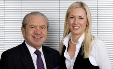 Lord Alan Sugar denies 'conflict' with Apprentice winner Stella English