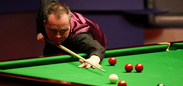 John Higgins shook off the challenge of young Judd Trump to claim his fourth world snooker title