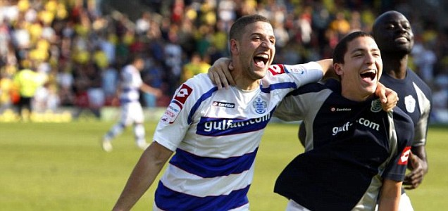 Adel Taarabt is the transfer target of Liverpool, Real Madrid, and Manchester United