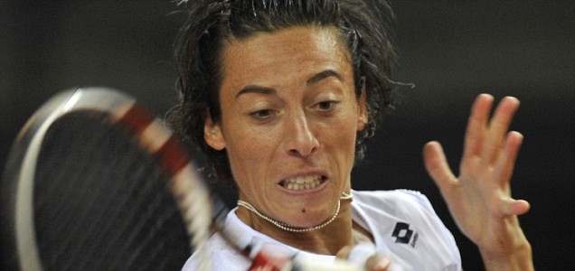 Italy's Francesca Schiavone champions sex before matches ahead of her French Open title defence