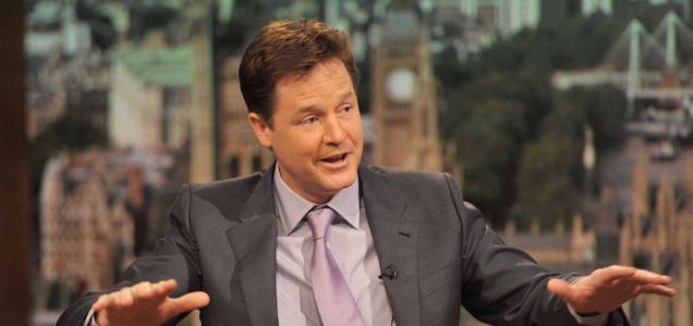 Nick Clegg speaks out about the referendum on the alternative vote (Reuters)