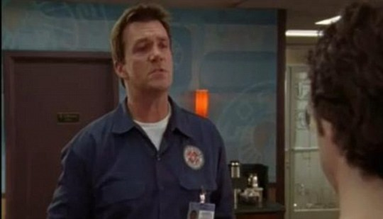 The Janitor on Scrubs correctly predicts the location of Osama bin Laden