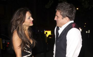 Alex Reid and Vanessa Perroncel cosy up at FHM Sexiest 100 party