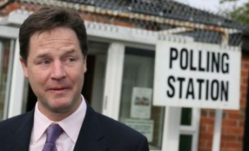 Lib Dem meltdown in local elections as AV fight looks doomed