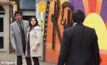 EastEnders' Yusef Khan set to turn nasty in bid to ruin Masood's life
