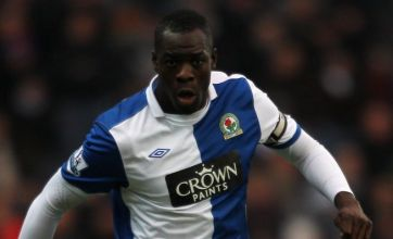 Chris Samba: I almost joined Arsenal in January transfer window